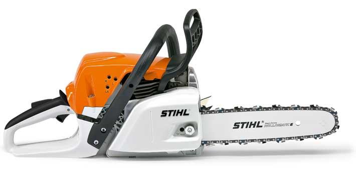 STIHL Benzin-Motorsäge MS 231