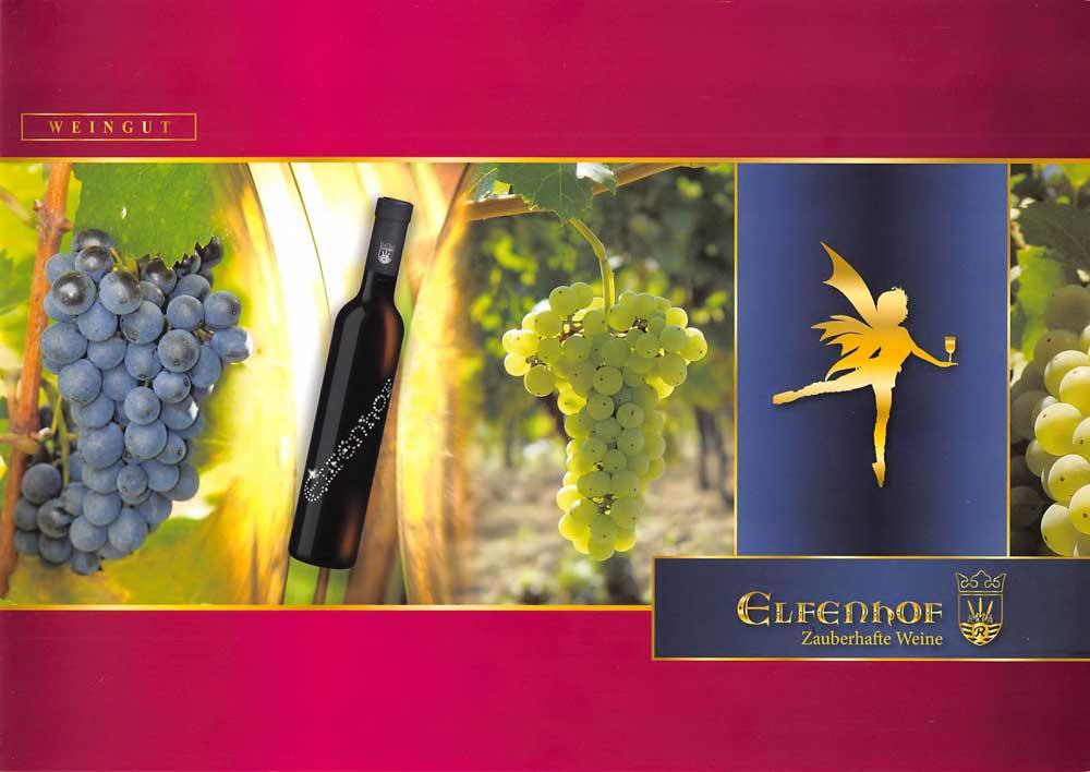Weingut Elfenhof am Neusiedler See - Hausprospekt